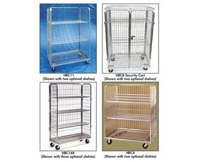 ROLLING WIRE CARTS