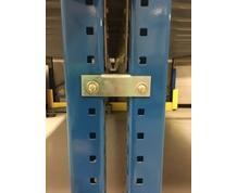 POWER PALLET RACK STORAGE SYSTEMS - BEAMS, SPACERS & CROSS/LOAD BARS