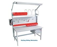 SOVELLA CORNERSTONE® PACKING/KITTING WORKSTATION